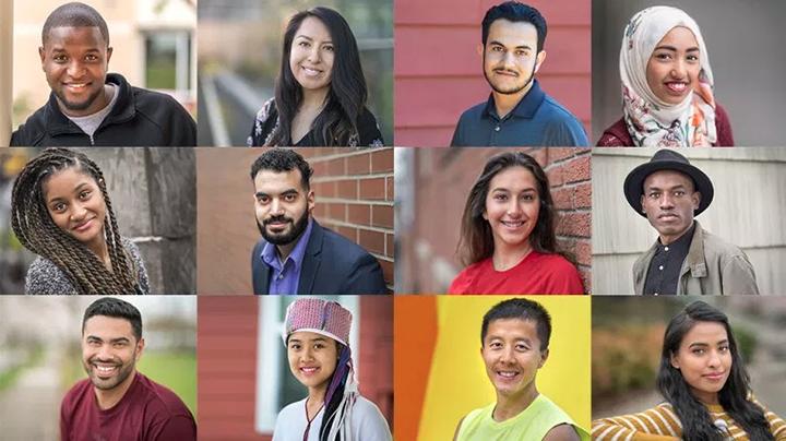 Photo of immigrants